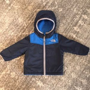 The North Face Reversible Water Resistant Jacket